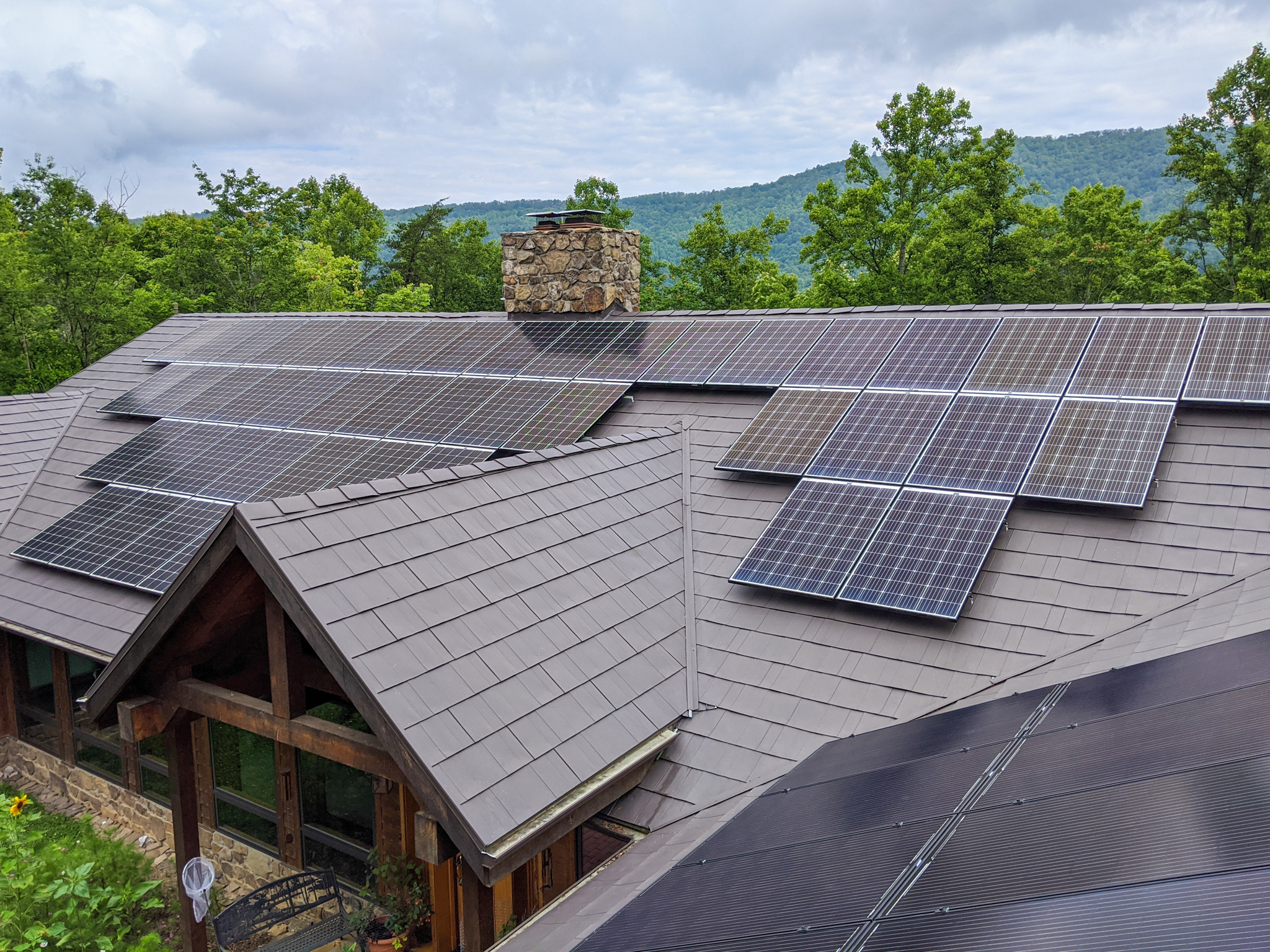 solar home inspections in Virginia